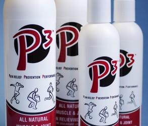 P3 Heat Rub Cream