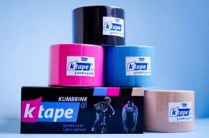 Tape and Underwrap